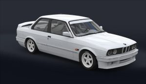BMW 320is (e30) Trophy by AlexVentura