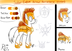 Solar Empire Armor Reference Sheet by Ruby-Orca-616