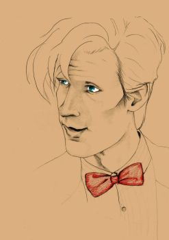 MattSmith11 by Frog27