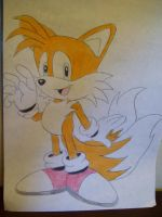 Tails Number 3 by AJLeefan4life