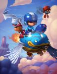 MegaMan Tribute by Mark-Ito