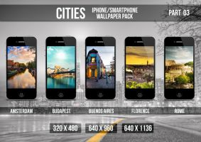 Cities iPhone/Smartphone Wallpaper Pack Part 3 by limav