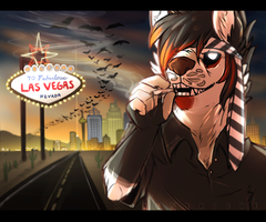 Fear and Loathing in Las Vegas. by KingNeroche