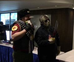 The Heavy and Jason by unownace