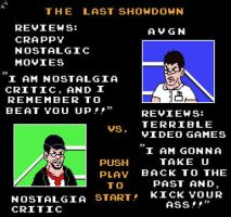 AVGN .:Vs:. Nc by warone92