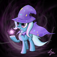 Trixie by SameAsUsual