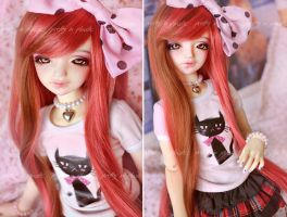 little sweetheart Honey 02 by prettyinplastic
