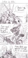 Justice by RKs by Sysirauta