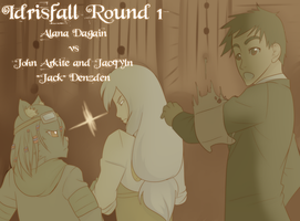 IF Round 1 Cover by Miss-Sheepy
