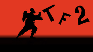 TF2 RED Pyro Wallpaper by Zectric