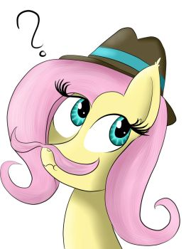 Who Is This 'Fluttershy' You Speak Of? - Day 5 by MelonHunter