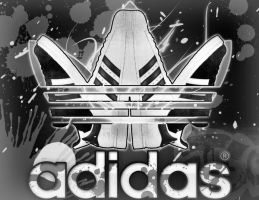 Adidas Shoe Trefoil by Tecnificent