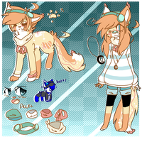 | 2014 Summer Numa Look 1 Reference Sheet | by snickIett