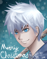 Jack Frost ~ Merry Christmas by Miyori999