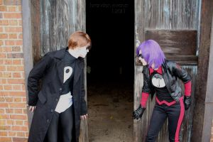 Rumor and Seance by EmilyScissorhands