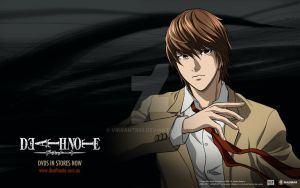 Light Yagami - raito by vikrantr93