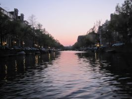 Sunset_on_the_canals by Cam-s-creations