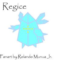 Regice by DarkRoleX