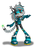 AT: Nega Neon Tigress by MetalPandora