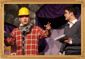 Harry  and... Man with the Beard (Avpsy Script) by apdrea