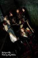 Versailles - revenant choir - by ZephyrusSly