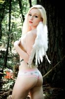 Angels in the Woods by MidnightStarr3791