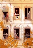 It s almost Fall again by PascalCampion
