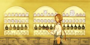 Apothecary by cyblix