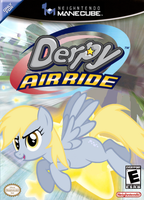 Derpy Air Ride by nickyv917