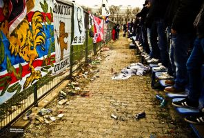 South Side Steaua by corado