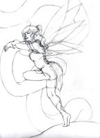 Fae..rie.. Fairy... That thing with wings by Kakete