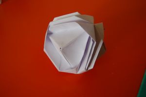 Sphere/cube modulaire by origami388