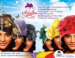Rojoe Hats Flyer by dezinique