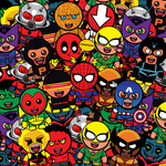 A World of Marvel! by Yeti-Labs