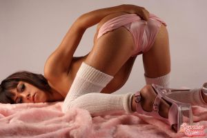 Pretty in pink 2 by Spandexqueens