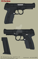FN Five Seven by Wolff60