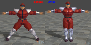 M.Bison update by DragonLord720
