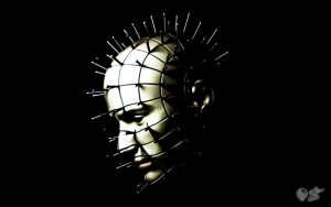 Pinhead by darthhell