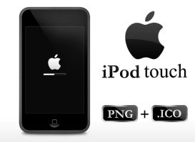 iPod touch icon by masacote18