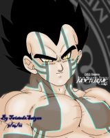Nocturne Vegeta by TwistedxSaiyan