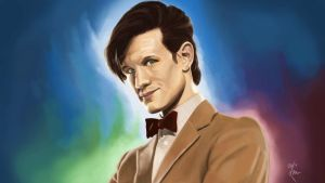 The Eleventh Doctor by KarimT