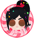 Vanellope by TheAlienCross