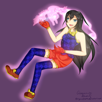 Art Trade: DoctorKerstin by Ryuuchan4