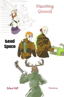 My OCs in Video Games by Lear-is-not-amused