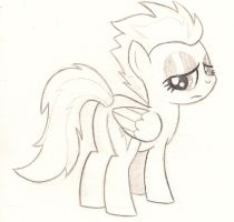 Spitfire, because Spitfire. by drawponies