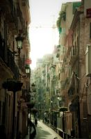 Streets of Alicante 02 by Crossea