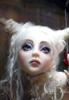 New BJD Inspired ballerina by cdlitestudio