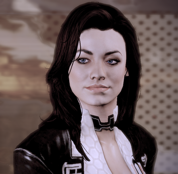Wrath of the Gods: Miranda Lawson by Stylistic86