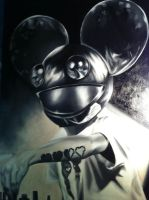 Deadmau5 by Nash-Artz