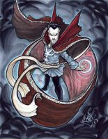 Dr. Strange Anime Expo 2012 by ComfortLove